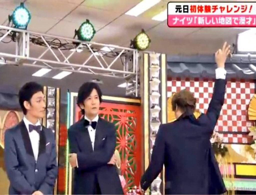香取慎吾の三ツ星ポーズ画像!SMAPメンバーの行動が不仲説を否定か?